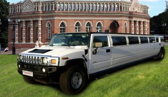 Hummer, 20 мест